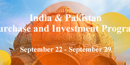 India & Pakistan Purchase and Investment Program