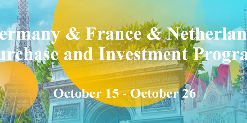 Germany & France & Netherlands Purchase and Investment Program